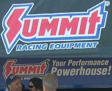 Special Event Sponsorships - Summit Racing Equipment